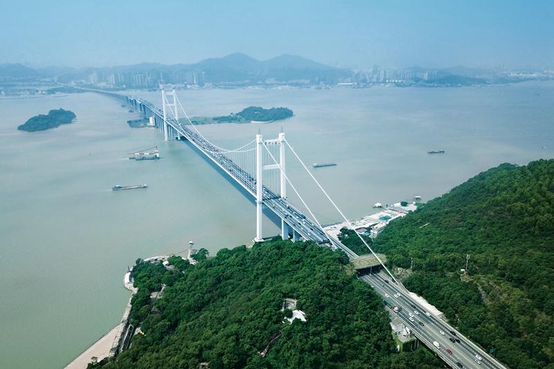 广深中博弈:一座大桥引发的争议